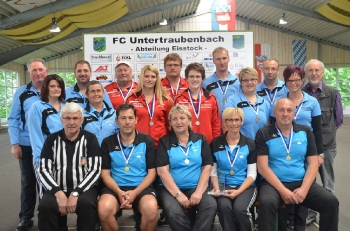 Bezirkspokal Mixed So 2015