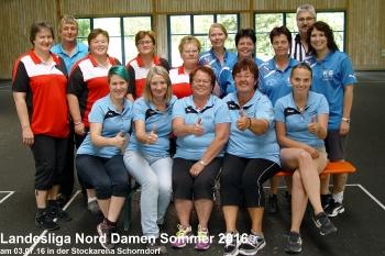 LL Nord Damen Sommer 2016