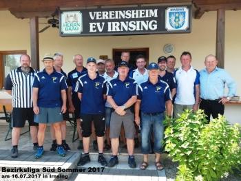 Bezirksliga Sued Herren Sommer 2017