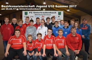 BMS Jugend U16 Sommer 2017