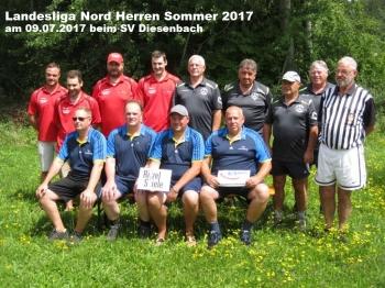 Landesliga Nord Sommer 2017