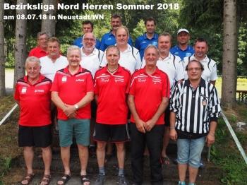 Bezirksliga NORD Sommer 2018