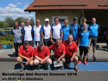 Bezirksliga SUED Sommer 2018