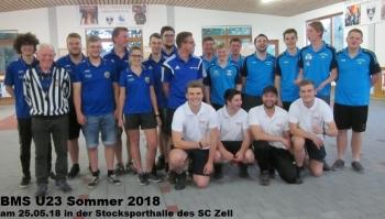 BMS U 23 Sommer 2018