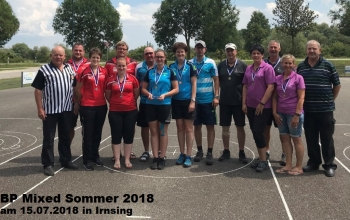 BP Mixed Sommer 2018
