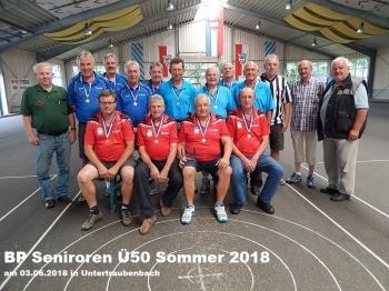 BP Senioren UE50 Sommer 2018
