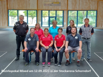 BP Mixed Sommer 2021