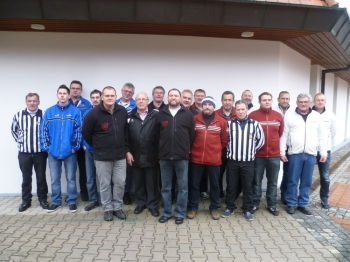 Bezirksliga B Winter 2014-15