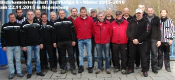 BM Bezirksliga A Winter 2015-16