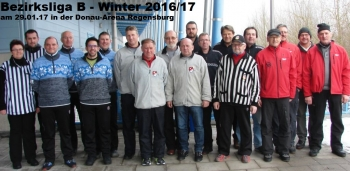 Bezirksliga B Winter 2016-17