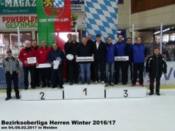 Bezirksoberliga BOL Winter 2016-17