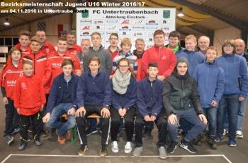 BMS Jugend U16 Winter 2016-17