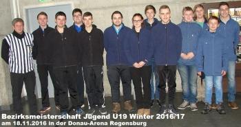 BMS Jugend U19 Winter 2016-17
