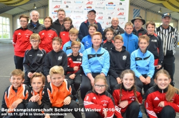 BMS Schueler U14 Winter 2016-17