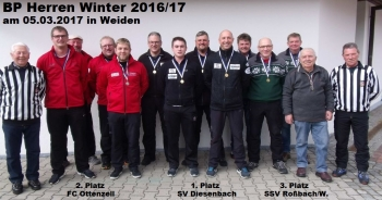BP Herren Winter 2016-17