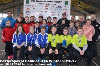 BP Schueler U14 Winter 2016-17