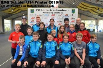 BMS U14 Winter 2018-19