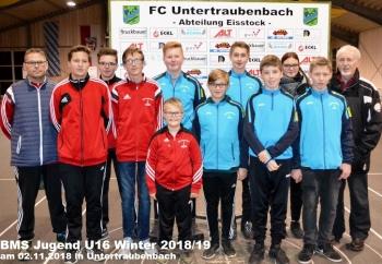 BMS U16 Winter 2018-19