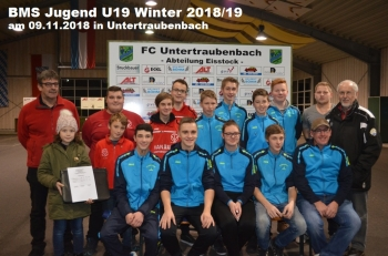 BMS U19 Winter 2018-19